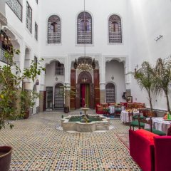 Отель Riad Lalla Zoubida Марокко, Фес - отзывы, цены и фото номеров - забронировать отель Riad Lalla Zoubida онлайн фото 5