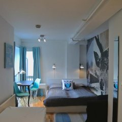 Отель Marken Guesthouse Стандартный номер фото 17