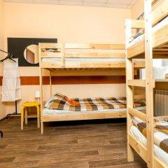 Хостел Dacha Стандартный номер с 2 отдельными кроватями