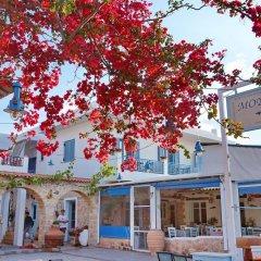 Отель Saronis Hotel Греция, Агистри - отзывы, цены и фото номеров - забронировать отель Saronis Hotel онлайн фото 2