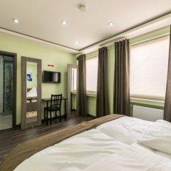 Отель Bürgerhofhotel 3* Стандартный номер с двуспальной кроватью фото 4