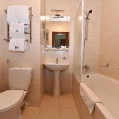 Hotel Dnipro 4* Номер категории Эконом с различными типами кроватей фото 3