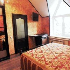 Гостиница Гостиный двор Алтай Номер Делюкс с различными типами кроватей фото 2