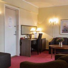 Thon Hotel Baronen 3* Стандартный номер с 2 отдельными кроватями фото 3