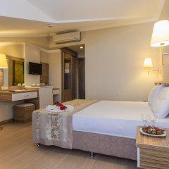 Aes Club Hotel 4* Люкс с различными типами кроватей фото 4