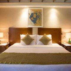 Отель Ellaidhoo Maldives by Cinnamon 4* Улучшенный номер с различными типами кроватей фото 8