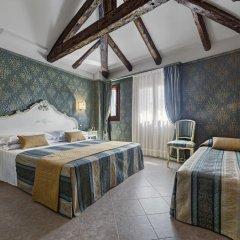 Отель Antica Locanda al Gambero 3* Стандартный номер с различными типами кроватей фото 10