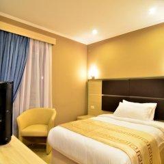 Capital Tirana Hotel 3* Стандартный номер с различными типами кроватей фото 6