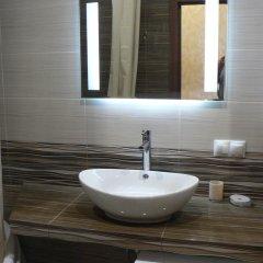Гостиница Two-bedroom aparment on Gornaya ванная фото 2