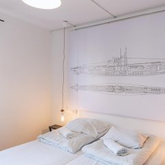 Grand Hostel комната для гостей