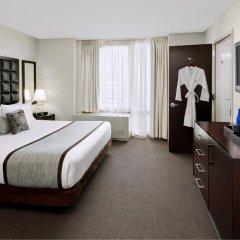 Distrikt Hotel New York City 4* Стандартный номер с различными типами кроватей фото 2