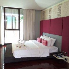 Отель Z Through By The Zign 5* Номер Делюкс с различными типами кроватей фото 5