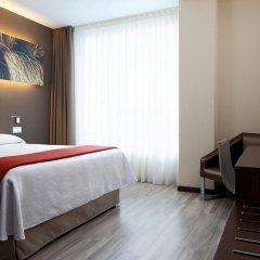 Отель NH Barcelona Diagonal Center 3* Стандартный номер с различными типами кроватей