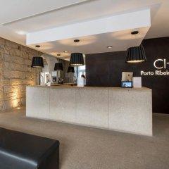 Hotel Carris Porto Ribeira интерьер отеля фото 3
