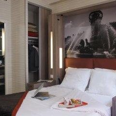 Отель Aparthotel Adagio Paris Opéra 4* Студия с различными типами кроватей фото 6