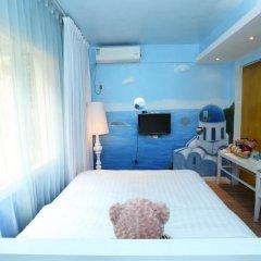 Отель Xiamen Gulangyu Yue Qing Guang Hotel Китай, Сямынь - отзывы, цены и фото номеров - забронировать отель Xiamen Gulangyu Yue Qing Guang Hotel онлайн комната для гостей фото 3