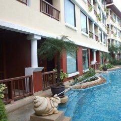 Отель Patong Paragon Resort & Spa 4* Стандартный номер с различными типами кроватей фото 7