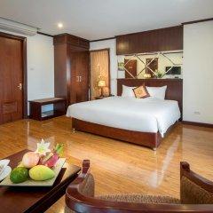 Отель May de Ville Old Quarter 4* Улучшенный номер с различными типами кроватей фото 4