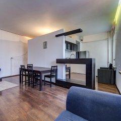 Апартаменты СТН Апартаменты на Караванной Студия с разными типами кроватей фото 26