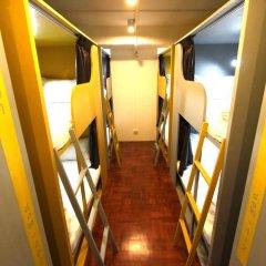 Отель TKT's Row House Стандартный номер с различными типами кроватей фото 4