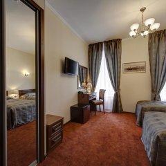 Мини-отель Соната на Невском 5 Номер Комфорт разные типы кроватей фото 23