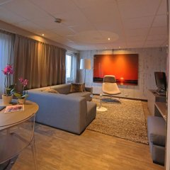 Отель Scandic Grand Tromsø спа