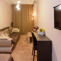 Отель King David 3* Улучшенный номер с двуспальной кроватью фото 12