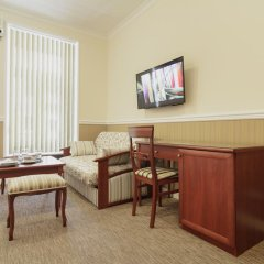 Мини-Отель Consul Стандартный номер с различными типами кроватей фото 4