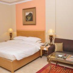 The Hans Hotel New Delhi комната для гостей фото 2