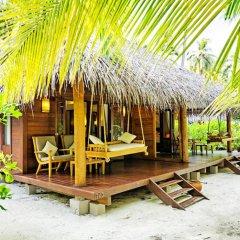 Отель Medhufushi Island Resort 4* Вилла с различными типами кроватей фото 5