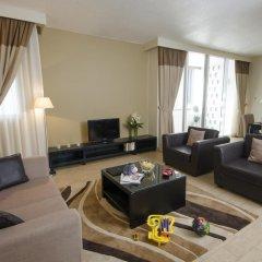 Апартаменты The Apartments Dubai World Trade Centre 3* Улучшенные апартаменты с 2 отдельными кроватями фото 7