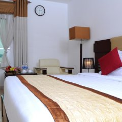 Hong Vy 1 Hotel 3* Люкс с различными типами кроватей