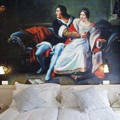 Hotel Sovrana & Re Aqva SPA 4* Улучшенный номер двуспальная кровать фото 5