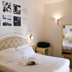 Hotel Sovrana & Re Aqva SPA 4* Улучшенный номер двуспальная кровать фото 3