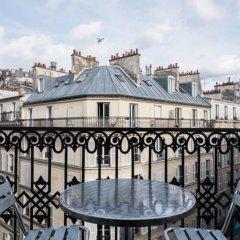 Hotel Bonsejour Montmartre 3* Стандартный номер с разными типами кроватей фото 23