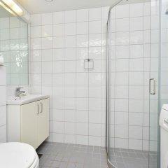 Отель Forenom Apartments Pilestredet Park Норвегия, Осло - отзывы, цены и фото номеров - забронировать отель Forenom Apartments Pilestredet Park онлайн ванная фото 2
