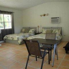 Отель Hacienda Moyano 2* Студия с различными типами кроватей