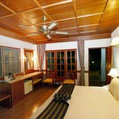 Отель Tropica Bungalow Resort 3* Улучшенное бунгало с различными типами кроватей фото 10