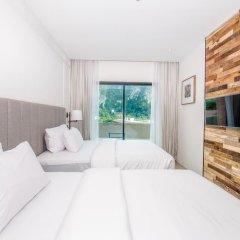 Отель Sugar Marina Resort - Cliff Hanger Aonang 4* Номер Делюкс с различными типами кроватей фото 4