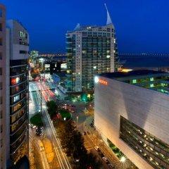 Отель Apt In Lisbon Oriente Duplex Apartments - Parque das Nações Португалия, Лиссабон - отзывы, цены и фото номеров - забронировать отель Apt In Lisbon Oriente Duplex Apartments - Parque das Nações онлайн балкон