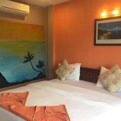 Baan Suan Ta Hotel 2* Улучшенный номер с различными типами кроватей фото 26