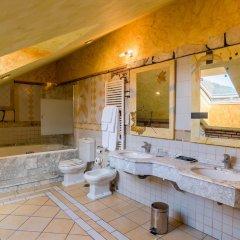 Отель Villa Pasiega Испания, Лианьо - отзывы, цены и фото номеров - забронировать отель Villa Pasiega онлайн ванная фото 2