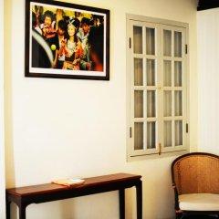 Отель Lotus Villa 3* Люкс с различными типами кроватей фото 3