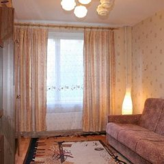 Апартаменты Садовое Кольцо Кузьминки комната для гостей фото 2