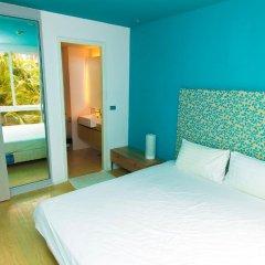 Отель Atlantis Condo Jomtien Pattaya By New Паттайя комната для гостей фото 5