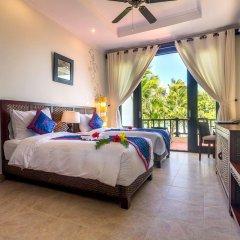 Отель Lotus Muine Resort & Spa 4* Номер Премиум с различными типами кроватей фото 3