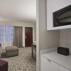 Отель Embassy Suites by Hilton Washington D.C. Georgetown 3* Люкс с различными типами кроватей фото 4