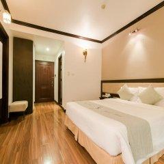 Annam Legend Hotel 3* Стандартный семейный номер с двуспальной кроватью фото 4