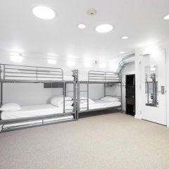 HighRoad Hostel DC Кровать в общем номере с двухъярусной кроватью фото 15