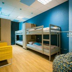 Хостел Hello Кровать в общем номере с двухъярусной кроватью фото 2